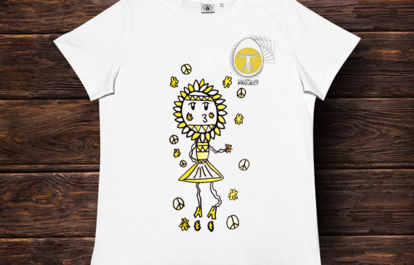 T-Shirt *EGGUTOPIA PROJECT ART 2*